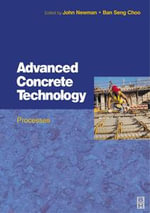 Advanced Concrete Technology 3 : Processes