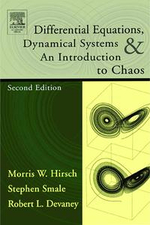 Differential Equations, Dynamical Systems, and an Introduction to Chaos - Stephen Smale