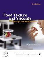 Food Texture and Viscosity : Concept and Measurement - Malcolm Bourne