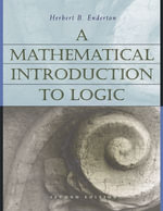 A Mathematical Introduction to Logic - Herbert Enderton