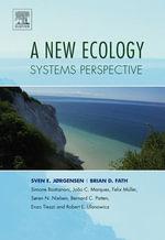 A New Ecology : Systems Perspective - Sven Erik Jørgensen