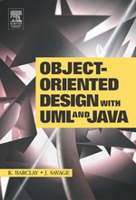 Object-Oriented Design with UML and Java - Kenneth Barclay
