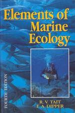 Elements of Marine Ecology - R. V. Tait