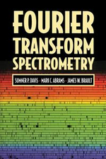 Fourier Transform Spectrometry - Sumner P. Davis