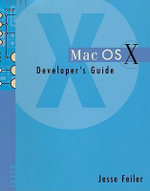 Mac OSX Developer's Guide - Jesse Feiler