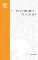 Thermochemical Processes : Principles and Models: Principles and Models - C. B. Alcock