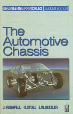 The Automotive Chassis : Engineering Principles - Jornsen Reimpell