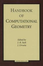 Handbook of Computational Geometry