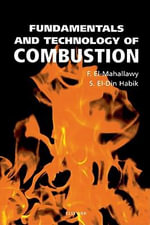 Fundamentals and Technology of Combustion - F El-Mahallawy