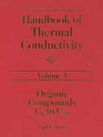 Handbook of Thermal Conductivity, Volume 3 : Organic Compounds C8 to C28 - Carl L. Yaws