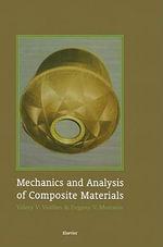 Mechanics and Analysis of Composite Materials - V.V. Vasiliev