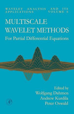 Multiscale Wavelet Methods for Partial Differential Equations - Wolfgang Dahmen