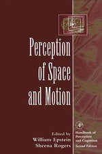 Perception of Space and Motion