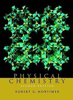 Physical Chemistry - Robert G. Mortimer