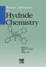 Recent Advances in Hydride Chemistry - M. Peruzzini