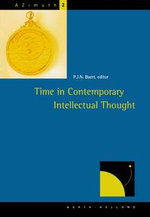 Time in Contemporary Intellectual Thought