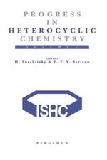 Progress in Heterocyclic Chemistry, Volume 7 : A Critical Review of the 1994 Literature Preceded by Two Chapters on Current Heterocyclic Topics - E. F. V. AAA