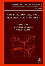 Conducting Organic Materials and Devices - Suresh C. Jain