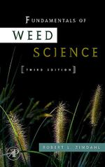 Fundamentals of Weed Science - Robert L Zimdahl