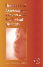 International Review of Research in Mental Retardation : Handbook of Assessment in Persons with Intellectual Disability