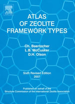 Atlas of Zeolite Framework Types - Ch. Baerlocher