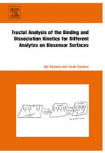 Fractal Analysis of the Binding and Dissociation Kinetics for Different Analytes on Biosensor Surfaces - Ajit Sadana