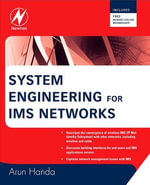 System Engineering for IMS Networks - Arun Handa