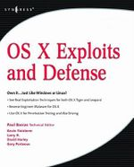 OS X Exploits and Defense : Own it...Just Like Windows or Linux! - Paul Baccas
