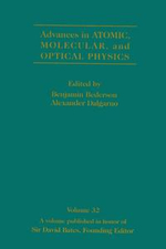Advances in Atomic, Molecular, and Optical Physics : Volume 32