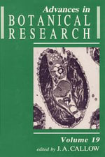 Advances in Botanical Research : Volume 19