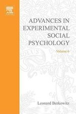 ADV EXPERIMENTAL SOCIAL PSYCHOLOGY,VOL 6