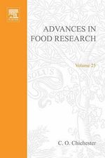 ADVANCES IN FOOD RESEARCH VOLUME 25