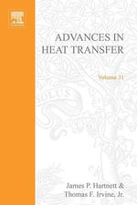 Advances in Heat Transfer