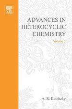 ADVANCES IN HETEROCYCLIC CHEMISTRY V 3