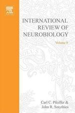 INTERNATIONAL REVIEW NEUROBIOLOGY V 8