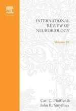 INTERNATIONAL REVIEW NEUROBIOLOGY V 10