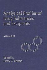 Analytical Profiles of Drug Substances and Excipients : desamordazado y regresado