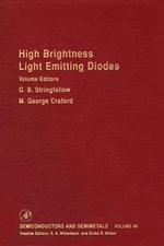 High Brightness Light Emitting Diodes : High Brightness Light Emitting Diodes