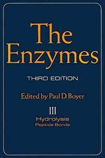 The Enzymes : Peptide Bonds. The Enzymes,  - Boyer
