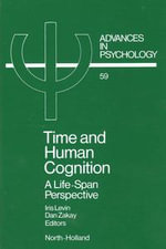 Time and Human Cognition : A Life-Span Perspective