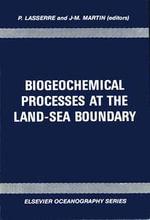 Biogeochemical Processes at the Land-Sea Boundary