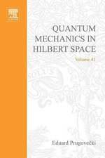 Quantum mechanics in Hilbert space : V41
