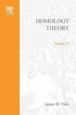 Homology theory : An introduction to algebraic topology