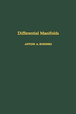 Differential Manifolds - Antoni A. Kosinski