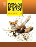 Population Limitation in Birds - Ian Newton
