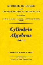 Cylindric Algebras - UNKNOWN AUTHOR
