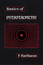 Basics of Interferometry - P. Hariharan