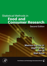 Statistical Methods in Food and Consumer Research - Maximo C., Jr. Gacula