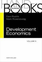 Handbook of Development Economics : Development economics