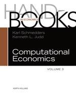 Handbook of Computational Economics